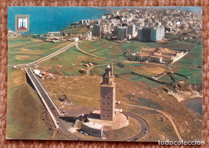LA CORUÑA - TORRE DE HERCULES (Postales - España - Galicia Moderna (desde 1940))