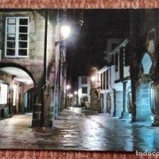 Postales: SANTIAGO DE COMPOSTELA - RUA DEL VILLAR. Lote 171405698