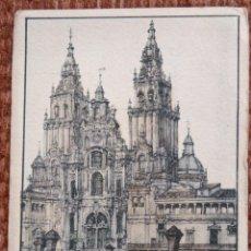 Postales: SANTIAGO DE COMPOSTELA - CATEDRAL. Lote 171405797