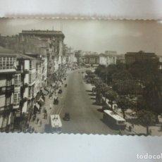 Postales: ANTIGUA POSTAL - LA CORUÑA, AVENIDA DE LOS CANTONES - EDICIONES AISA. Lote 171466778