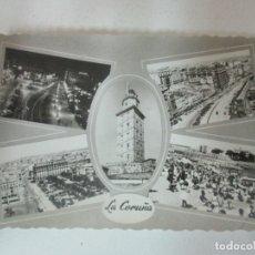 Postales: ANTIGUA POSTAL - LA CORUÑA - EDICIONES ARRIBAS. Lote 171466910