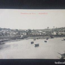 Postales: FERROL LA CORUÑA MUGARDOS ED. EL CORREO GALLEGO. Lote 171594118