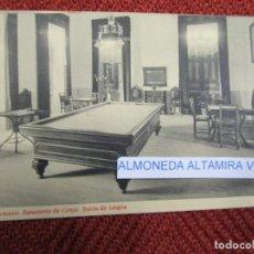 Postales: GALICIA 'SANATORIO CONJO CONXO SALA JUEGOS' SANTIAGO COMPOSTELA EDI THOMAS 9252 S/C DIV. + INFO 1S . Lote 171611960