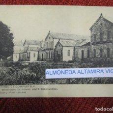Postales: GALICIA 'SANATORIO CONJO CONXO VISTA' SANTIAGO COMPOSTELA EDI HAUSER Nº1780 S/C DIV.+INFO1S. Lote 171613430