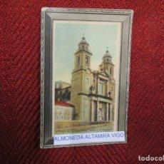 Postales: GALICIA 'IGLESIS DE SAN FRANCISCO' SANTIAGO COMPOSTELA, EDI SIN DATOS EDITOR S/C + INFO1S. Lote 171613953