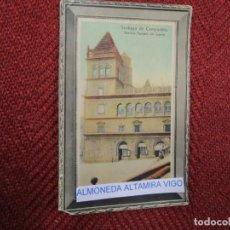 Postales: GALICIA 'CATEDRAL FACHADA DEL TESORO' SANTIAGO COMPOSTELA, SIN DATOS EDITOR S/C + INFO1S. Lote 171614052
