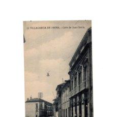 Postales: VILLAGARCIA DE AROSA.(PONTEVEDRA).- CALLE DE JUAN GARCIA.. Lote 171712740