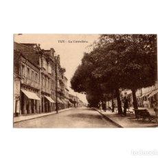 Postales: TUY.(PONTEVEDRA).- LA CORREDERA.. Lote 172653057