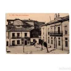 Cartes Postales: TUY.(PONTEVEDRA).- PLAZA DE LA INMACULADA.. Lote 172653370