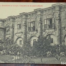 Postales: POSTAL DE SANTIAGO. N. 22. SANATORIO DE CONJO. CLAUSTRO DE LA CASA ANTIGUA. FOTOTIPIA THOMAS. SIN CI. Lote 173047453