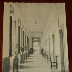 Postales: POSTAL DE SANTIAGO. N. 13. SANATORIO DE CONJO. GALERIA DE SEGUNDA. FOTOTIPIA THOMAS. SIN CIRCULAR.. Lote 173047495