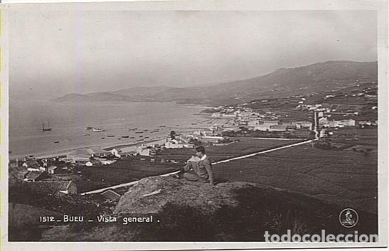 X121971 GALICIA PONTEVEDRA EL MORRAZO BUEU VISTA GENERAL (Postales - España - Galicia Antigua (hasta 1939))