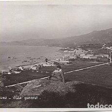Postales: X121971 GALICIA PONTEVEDRA EL MORRAZO BUEU VISTA GENERAL. Lote 173138407