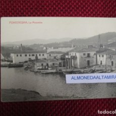 Postales: POSTAL PONTEVEDRA ' LA MOUREIRA ' Nº 346 EDI THOMAS DIVIDIDA, S/C + INFO 1S . Lote 174047295