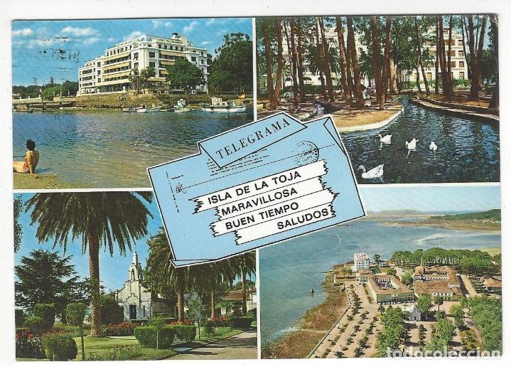 38 - ISLA DE LA TOJA. (Postales - España - Galicia Moderna (desde 1940))