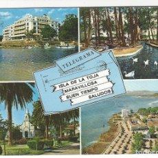 Postales: 38 - ISLA DE LA TOJA.. Lote 174221544
