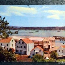Postales: ESCARABOTE - PLAYA DE AGRAMUIÑA. Lote 174321892