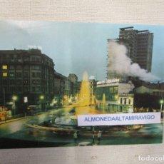 Postales: POSTAL LA CORUÑA' - FUENTE LUMINOSA ' , Nº 40 EDI ALARDE, S/C + INFO 1S. Lote 174407895