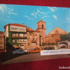 Postales: POSTAL LA CORUÑA ' IGLESIA DE SANTIAGO ' Nº 240 EDI ARRIBAS, S/C + INFO 1S. Lote 174408597