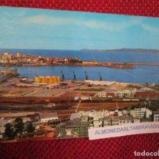 Postales: POSTAL LA CORUÑA ' MUELLE Y ESTACION DE SAN DIEGO ' ' Nº 184 EDI ARRIBAS, S/C + INFO 1S. Lote 174408863