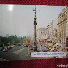 Postales: POSTAL LA CORUÑA ' OBELISCO Y LOS CANTONES ' Nº 21 EDI ALARDE, S/C + INFO 1S. Lote 174409080