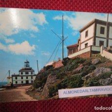 Postales: POSTAL LA CORUÑA FINISTERRE ' FARO ' Nº 3 EDI GARRABELLA, S/C + INFO 1S. Lote 174409305