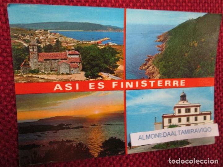 POSTAL LA CORUÑA FINISTERRE Nº 10 EDI ARRIBAS, S/C + INFO 1S (Postales - España - Galicia Moderna (desde 1940))