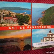 Postales: POSTAL LA CORUÑA FINISTERRE Nº 10 EDI ARRIBAS, S/C + INFO 1S. Lote 174409452