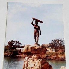 Postales: POSTAL - PORTONOVO, MONUMENTO A PEIXEIRA. Lote 174413723