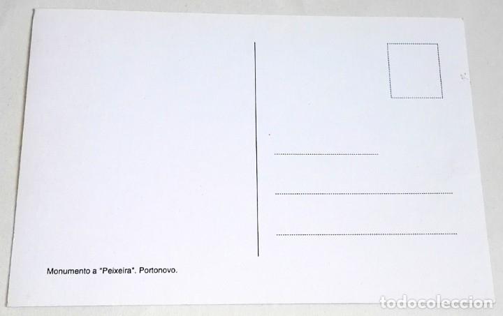 Postales: Postal - Portonovo, Monumento A Peixeira - Foto 2 - 174413723