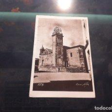 Postales: POSTAL (MARÍN, IGLESIA PARROQUIAL DE ÉPOCA LEGENDARIA) HAUSER Y MENET. ESCRITA EN 1951. PONTEVEDRA. Lote 174538548