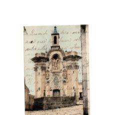 Postales: TUY.(PONTEVEDRA).- IGLESIA DE SAN TELMO.. Lote 174980537