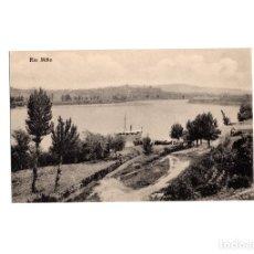 Cartes Postales: TUY.(PONTEVEDRA).- RÍO MIÑO.. Lote 174982090