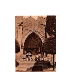 Cartes Postales: TUY.(PONTEVEDRA).- PORTICO DE LA CATEDRAL.. Lote 175005517