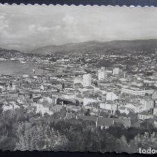 Postales: VIGO, VISTA PARCIAL, POSTAL USADA DEL AÑO 1960. Lote 175266628