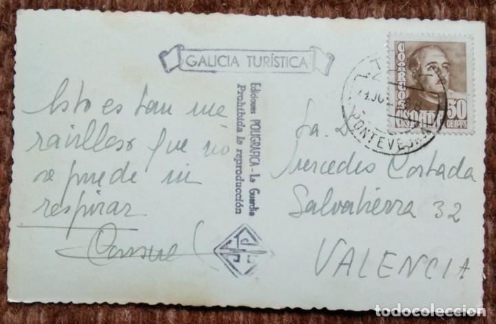 Postales: LA GUARDIA - MONTE SANTA TECLA - EDICIONES POLIGRAFICA - Foto 2 - 175493527