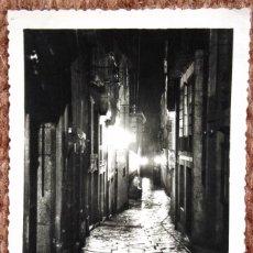 Postales: SANTIAGO DE COMPOSTELA - CALLE GELMIREZ. Lote 175493675