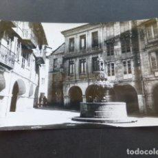 Postales: LUGO PLAZA DE AURELIANO J. PEREIRA ED. ARTIGOT. Lote 175532854