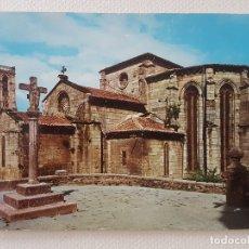 Postales: BETANZOS CORUÑA IGLESIA DE SAN FRACISCO POSTAL. Lote 176093225