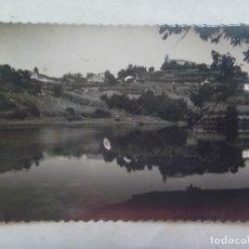 Postales: POSTAL DE PONTEVEDRA : PAISAJE DEL RIO LEREZ . AÑOS 50. Lote 176464795