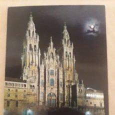 Cartoline: POSTAL ANTIGUA DE SANTIAGO. Lote 176809823