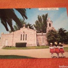 Postales: ISLA DE TOJA. Lote 176867690