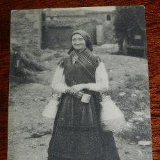 Postales: ANTIGUA POSTAL DE TIPOS GALLEGOS, UN´HA LEITEIRA . ED. THOMAS, SIN CIRCULAR.. Lote 176953988