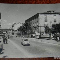 Postales: FOTO POSTAL DE ORENSE, CALLE GENERAL FRANCO, N. 1020, ED. ARRIBAS, NO CIRCULADA.. Lote 177030154