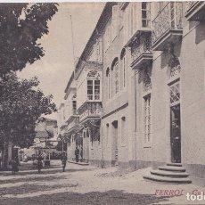 Postales: EL FERROL (LA CORUÑA) - CAPITANIA GENERAL. Lote 177081523