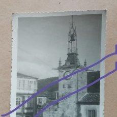 Postales: ANTIGUA FOTOGRAFÍA POSTAL. MUNICIPIO DE LA GUARDIA. PONTEVEDRA. AÑO 1951.. Lote 177087809