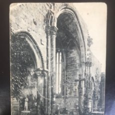 Cartes Postales: ANTIGUA PONTEVEDRA INTERIOR RUINAS SANTO DOMINGO THOMAS 6293 EDICION FRANCISCO VIÑAS SIN CIRCULAR.. Lote 177122633