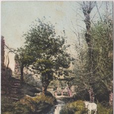 Postales: VIGO (PONTEVEDRA) - PAISAJE DE LAVADORES - PAPELERIA J. NIETO. Lote 177215218