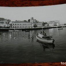 Postales: FOTO POSTAL DE MARÍN (PONTEVEDRA). ESCUELA NAVAL. EDIC. ARRIBAS Nº 54. NO CIRCULADA. Lote 177656768
