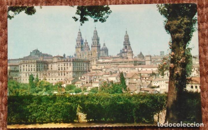 SANTIAGO DE COMPOSTELA (Postales - España - Galicia Moderna (desde 1940))